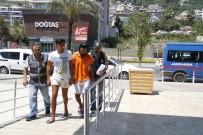 ALAADDIN KEYKUBAT - Alanya'da gasp dehşeti: Altından Belçikalı turistler çıktı
