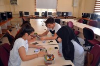 FINDIK TOPLAMA - Alaplı Halk Eğitim Merkezi'nden İlgi Gören Proje