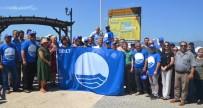 Altınova'ya Mavi Bayrak Asıldı