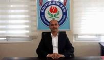 GÜVENLİ BÖLGE - Aydın Eğitim-Bir-Sen Başkanı Aksoy; 'Unutulan Acı Tekrarlanır'
