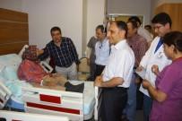 SERVET KOCAÖZ - Aydınlıoğlu Körfez'de Sağlık Yatırımlarını İnceledi