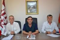 HASAN ÇAKMAK - Bandırmaspor'da Görev Dağılımı Yapıldı