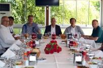 ADALA - Başkan Kayda, Jeopark Denetçilerini Ağırladı
