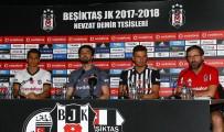 GENÇLERBIRLIĞI - Beşiktaş'ın Kaptanlarından Çarpıcı Açıklamalar
