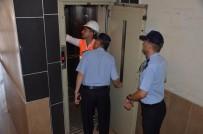 CAN GÜVENLİĞİ - Bilecik Belediyesi'nden Asansör Denetimi