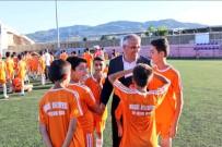DÜZAĞAÇ - Bingöl'de Yaz Futbol Kursu