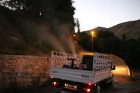 EKOLOJIK - Bitlis Belediyesinden Haşere Ve Sineklerle Mücadele