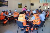 İŞÇİ SAĞLIĞI - Bozüyük Belediyesi'nde İşçi Sağlığı Ve İş Güvenliği Eğitimi