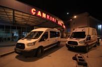 Çankırı'da 8. Kattan Düşen Vatandaş Hayatını Kaybetti