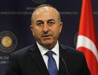 Çavuşoğlu'ndan Katar açıklaması
