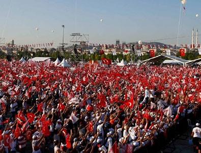 CHP'nin Adalet mitingine kaç kişi katıldı? Kendin hesapla
