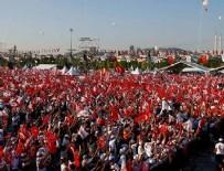 UĞUR DÜNDAR - CHP'nin Adalet mitingine kaç kişi katıldı? Kendin hesapla