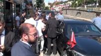 ANADOLU YAKASI - Cumhurbaşkanı Erdoğan'dan Esnaf Ziyareti