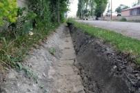 SULAMA KANALI - Dönerdere Ve Emek Mahallelerine Yeni Sulama Kanalları