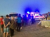 ERCIYES ÜNIVERSITESI - Paraşütü açılmadı! Yere çakıldı
