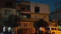 MEHMET YıLMAZ - Elektrik Akımına Kapılan Boyacı Hayatını Kaybetti