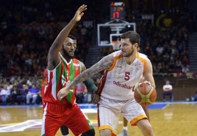 Galatasaray Odeabank'ta bir ayrılık daha