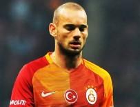 GALATASARAY TRANSFER HABERLERİ - Galatasaray yönetiminden ilginç Sneijder yorumu