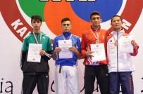 DÜNYA ÇOCUKLARI - Gaziantepli sporcu dünya üçüncüsü oldu