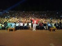 MEHMED ALI SARAOĞLU - Gediz'de Bülent Serttaş Konseri