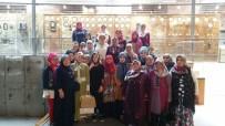 BİLİM MERKEZİ - Gökçeörenli Kursiyerler SEKA Müzesini Gezdi