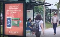 ANDROİD - Görme Engelliler İçin Tasarlanan 'Sesli Durak' Projesi Basına Tanıtıldı
