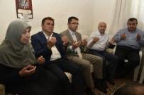 MURAT YıLDıZ - Gümüşhane'de 15 Temmuz Şehitlerini Anma, Demokrasi Ve Milli Birlik Günü Etkinlikleri Başladı