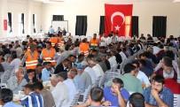 SOSYAL YARDıMLAŞMA VE DAYANıŞMA VAKFı - Gürpınar'da 15 Temmuz Şehitlerini Anma Programı