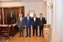 SÜLEYMAN SOYLU - Hasköy Hükümet Konağı Ve Belediye Hizmet Binası Yatırım Programına Alındı