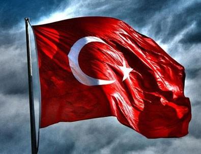 Hırvatistan'da Türk bayrağına saldırı