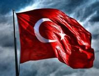 FOLKLOR - Hırvatistan'da Türk bayrağına saldırı