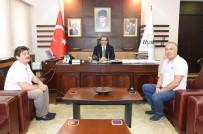 İHA'dan Vali Salim Demir'e Ziyaret