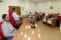 RECEP YAZıCıOĞLU - İl Genel Meclisi Temmuz Ayı Toplantıları Tamamlandı