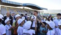 FATİH MEHMET ERKOÇ - Kahramanmaraş'ta Yaz Spor Okulu Açıldı