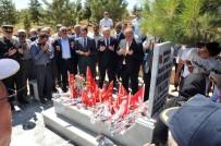 ERTUĞRUL ÇALIŞKAN - Karaman'da 15 Temmuz Şehidi Muhammed Yalçın, Mezarı Başında Anıldı