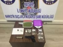 METAMFETAMİN - Kayseri'de Uyuşturucu Operasyonu Açıklaması 6 Gözaltı