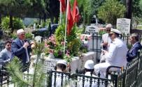 MURAT TÜRKMEN - Kdz. Ereğli'de Şehit Ve Gazilere Kur'an-I Kerim Okundu