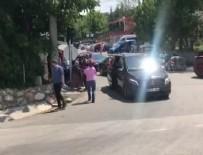 CHP - Köylü kadın  'Sen vatan hainisin! Köpek!' deyip Kılıçdaroğlu'nu yumrukladı.