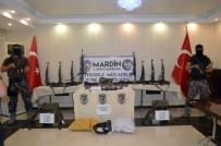 MEZOPOTAMYA - Kızıltepe'de Çok Sayıda Silah Ve Mühimmat Ele Geçirildi