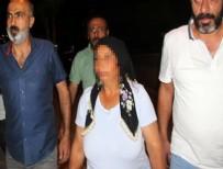 BIÇAKLI SALDIRI - Eşini öldüren kadından şok iddia: Kızımı ve oğlumu taciz etti!