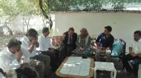 GÜNDOĞDU - Kovancılar'da İlçe Protokolü, Şehit Ailelerini Ziyaret Etti