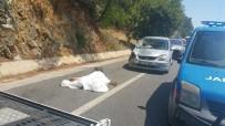 KARADERE - Marmaris'te trafik kazası: 1 ölü