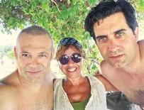 GEZİ PARKI - Mehmet Ali Alabora ve Levent Üzümcü buluştu