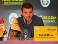 ARMANI - Micov, Galatasaray'a Veda Etti