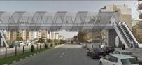 ENGELLİ ASANSÖRÜ - Mimar Sinan'da Ulaşım Yayalar İçin Daha Güvenli Olacak