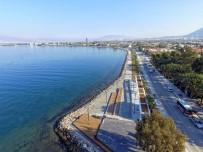 BOSTANLı - Narlıdere-Sahilevleri Kıyı Projesinde Sona Yaklaşıldı