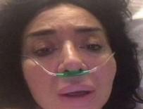 NUR YERLITAŞ - Nur Yerlitaş hastaneye kaldırıldı