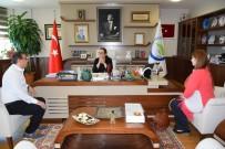 AÇIK KAPI - Rektör Çakar'ın Kapısı Yaz Kış Açık