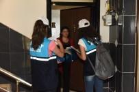 GERİ DÖNÜŞÜM - Şahinbey'de Geri Dönüşüm Bilinci Kapı Kapı  Dolaşılarak Anlatılıyor