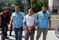 MURAT ARSLAN - Samsun'da 2 Kişiyi Öldürüp, 1 Kişiyi Ağır Yaralayan Şahıs Adliyeye Sevk Edildi